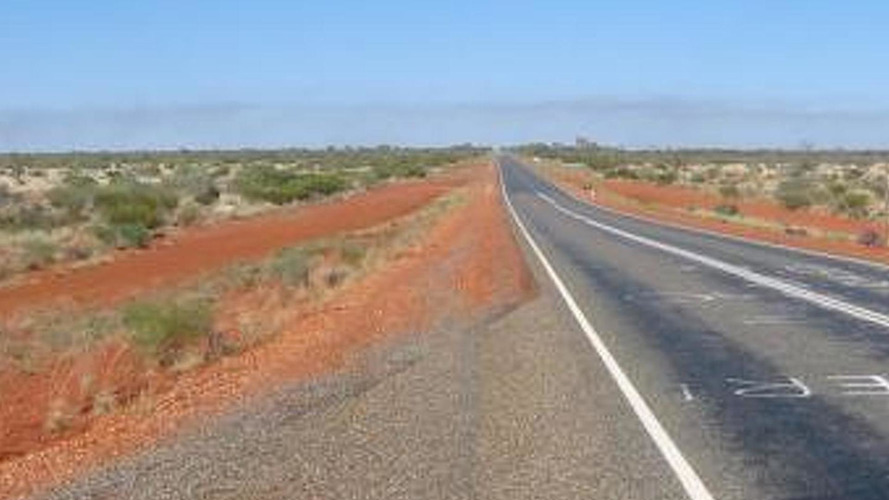 Australia will have 120 miles of highway without speed limits