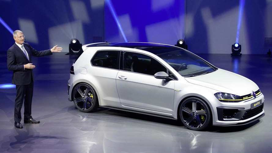 Volkswagen Golf R400 and GTI Roadster concepts heading to Los Angeles Auto Show