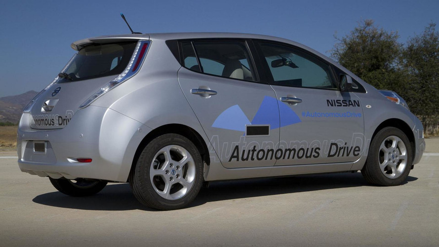 Nissan to launch multiple autonomous vehicles by 2020