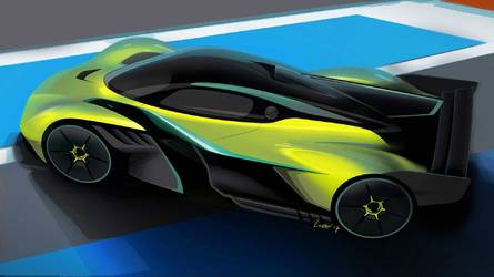 Aston Martin Wants To Race The Valkyrie At Le Mans