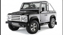 Land Rover SVX special edition