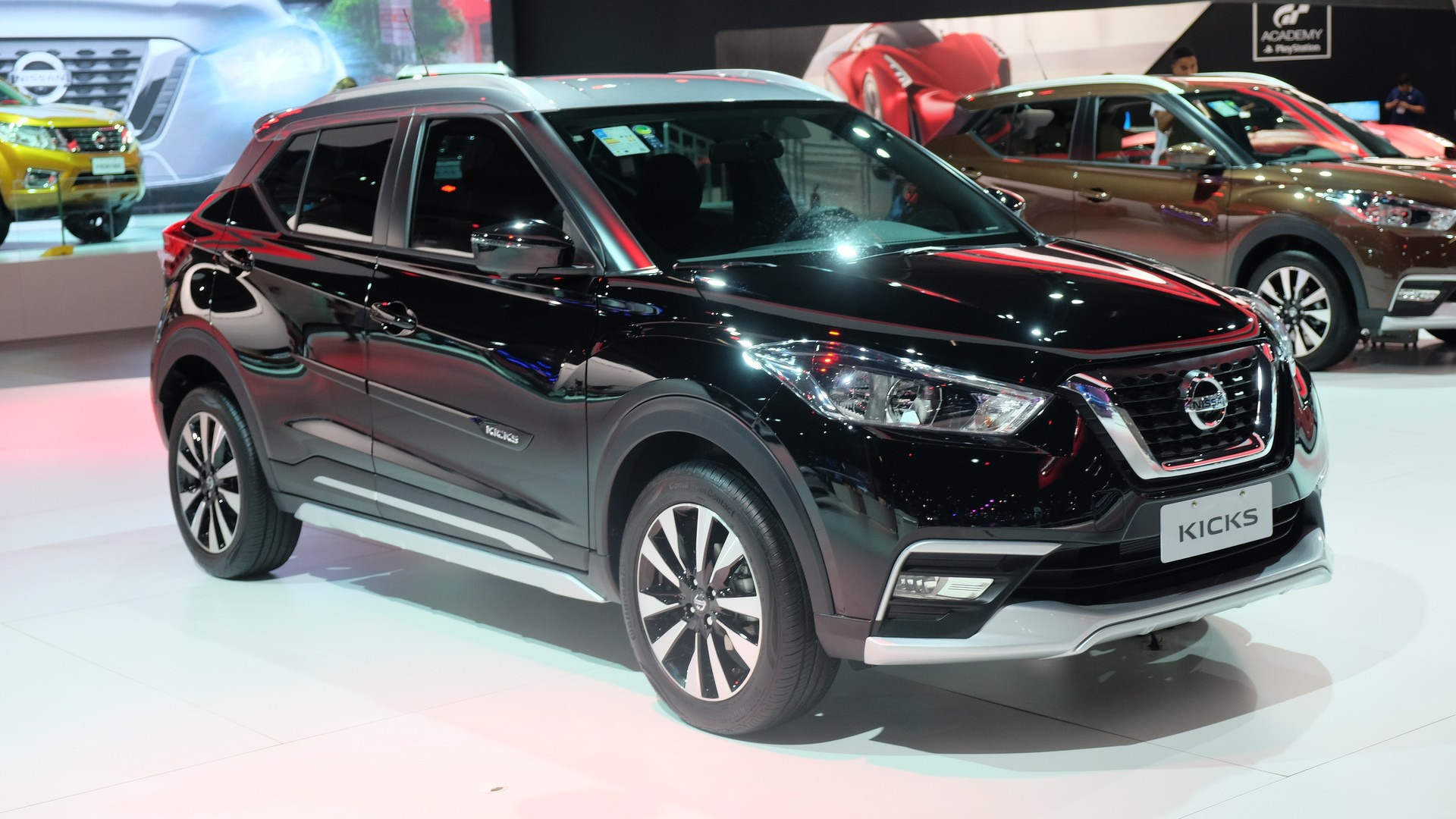 2018 Nissan Kicks - New Car Release Date and Review 2018 ...