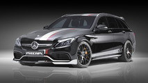 Mercedes-AMG C63 S Estate by Piecha Design