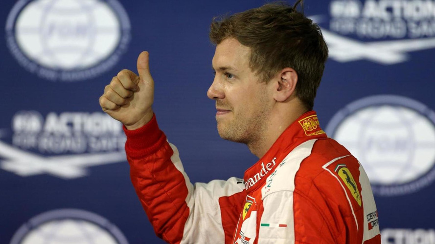 'Arms race' to decide 2015 title - Vettel