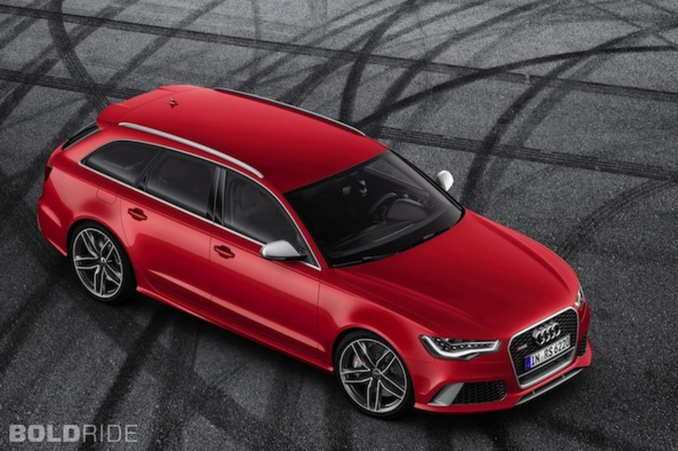 12 Cars of Christmas: Audi RS6 Avant