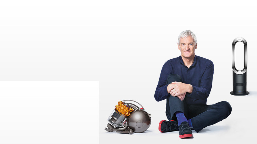 Dyson gets up to £16M in UK gov funds to develop EV