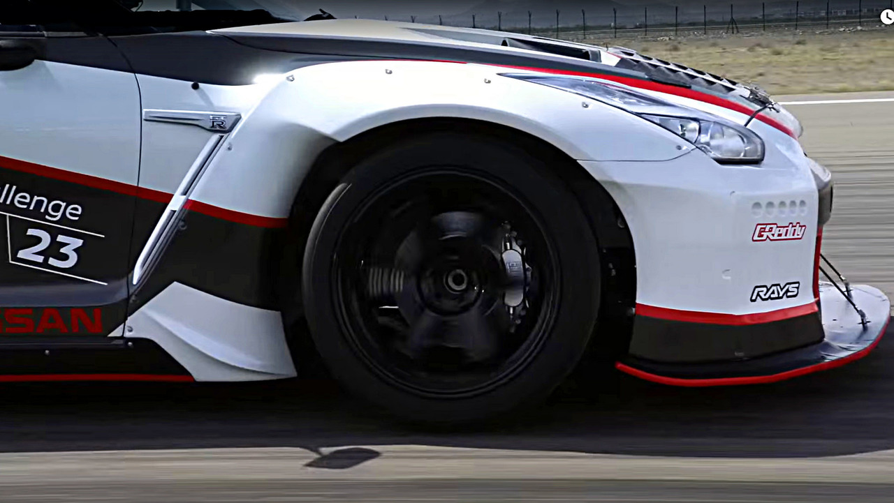 Nissan GT-R Nismo World Record