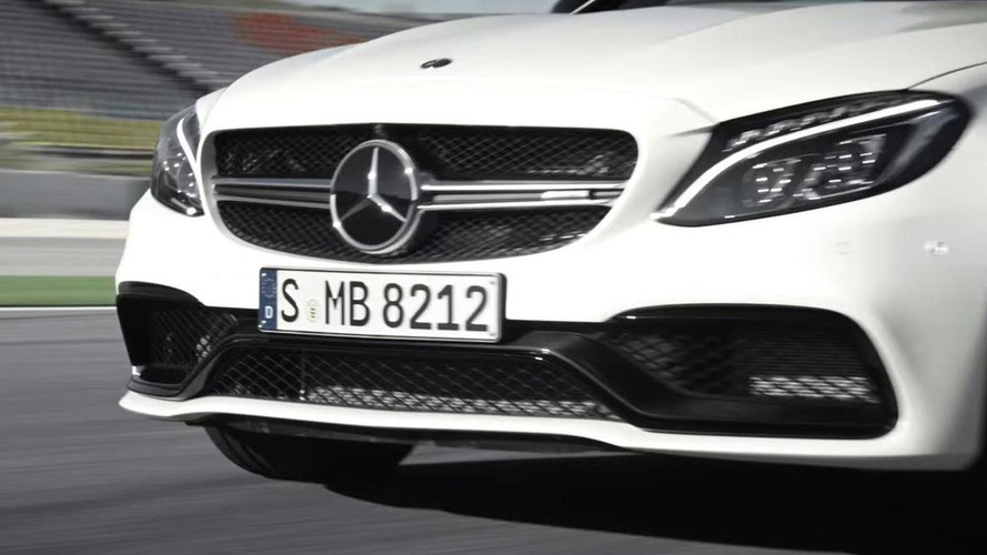 Mercedes-AMG C63 S Coupe returns in revealing teaser [video]
