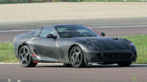 New Ferrari F 600 Imola Spy Photos