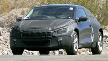 Scirocco Coupe spy photos