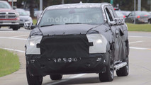 Next-Generation Ram 1500 Spy Photos