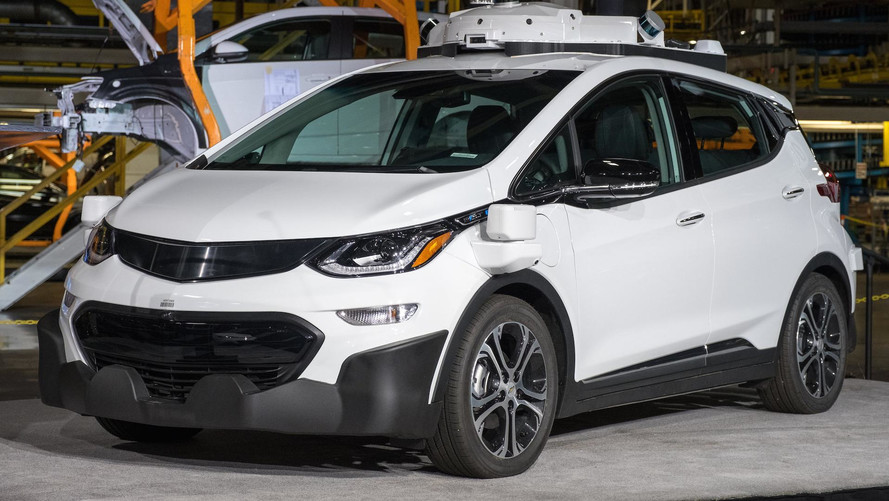 GM more than doubles self-driving auto test fleet in California