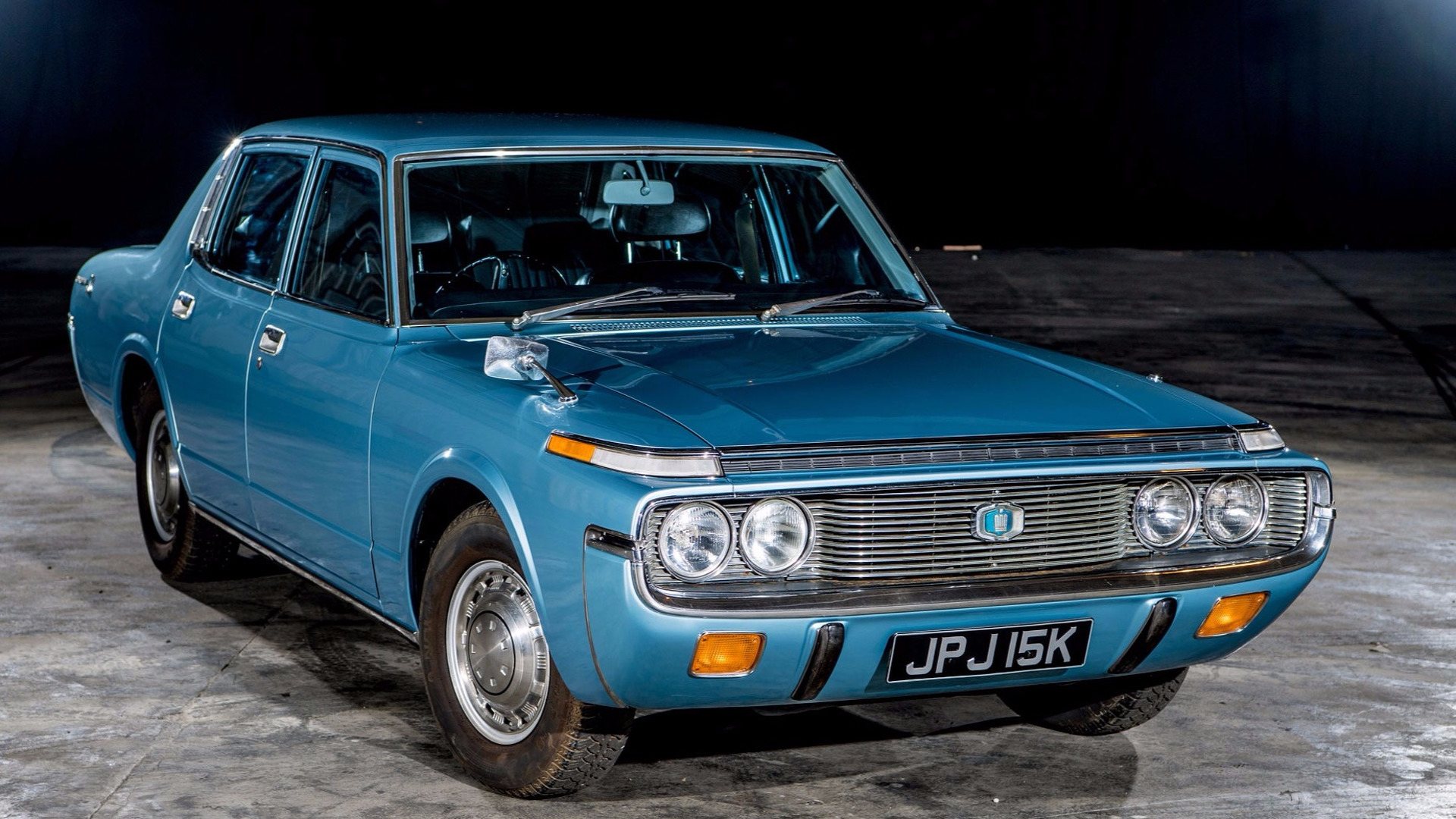 Jdm Cars For Sale >> Rare 1972 Toyota Crown revived, reunited with family