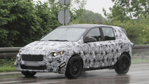 BMW Front Wheel Drive model spied for the first time