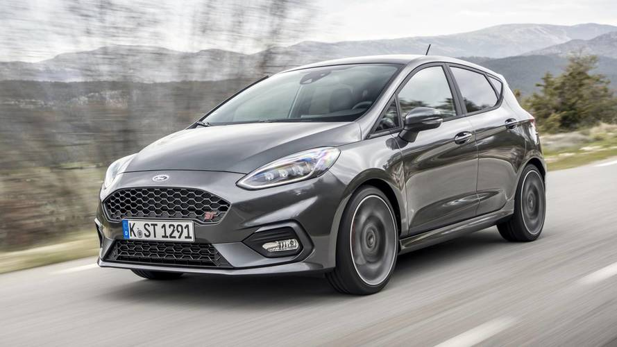 2018 Ford Fiesta ST: First Drive