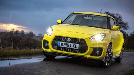 2018 Suzuki Swift Sport: Torque of the town