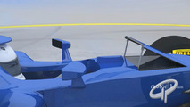 Formula 1's active windscreen system