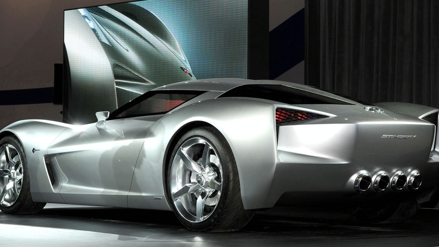Chevrolet ramping up for 2014 Corvette production
