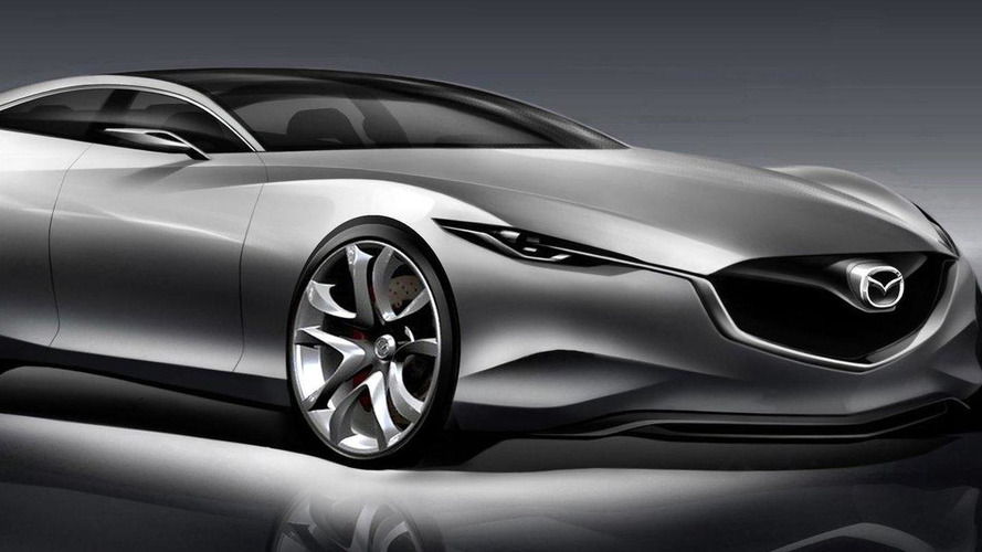 Mazda6 Coupe reportedly coming in 2016