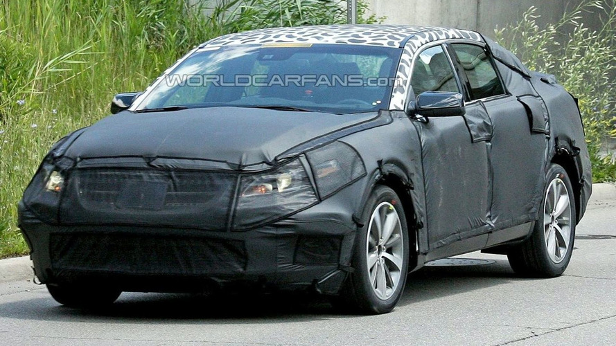 2010 Ford Taurus Spied