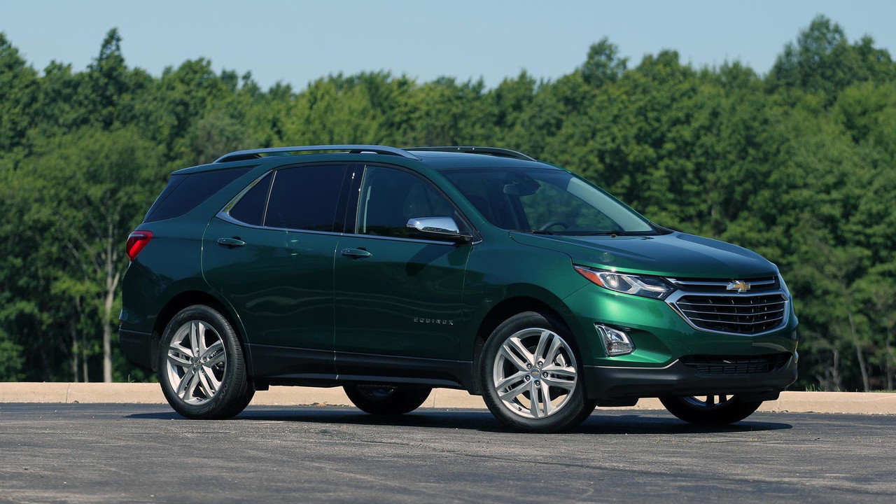 2018 Chevrolet Equinox Review Finally Up To Par