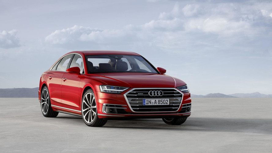 2018 Audi A8 Sales Are About To Start