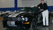 2007 Ford Shelby GT Production Start
