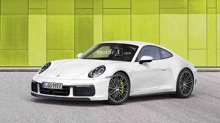Porsche Allegedly Prepping Not One, But Two 911 Plug-In Hybrids