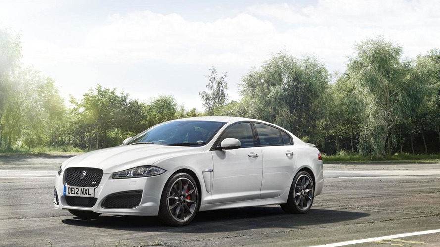 Jaguar XFR Speed Pack introduced in Moscow