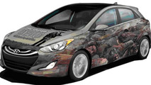 Hyundai creates Zombie Survival Machine