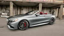 2017 Mercedes-AMG S63 Cabriolet: Review Canada