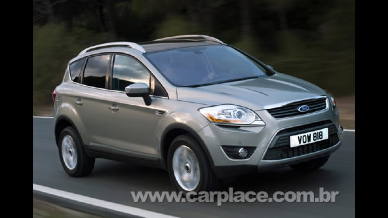 ford apresenta o novo crossover ford kuga no sal o de. Black Bedroom Furniture Sets. Home Design Ideas