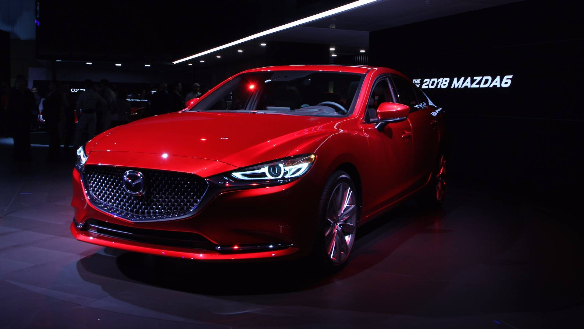 2018 Mazda6 With All Wheel Drive Listed In Nhtsa Doc