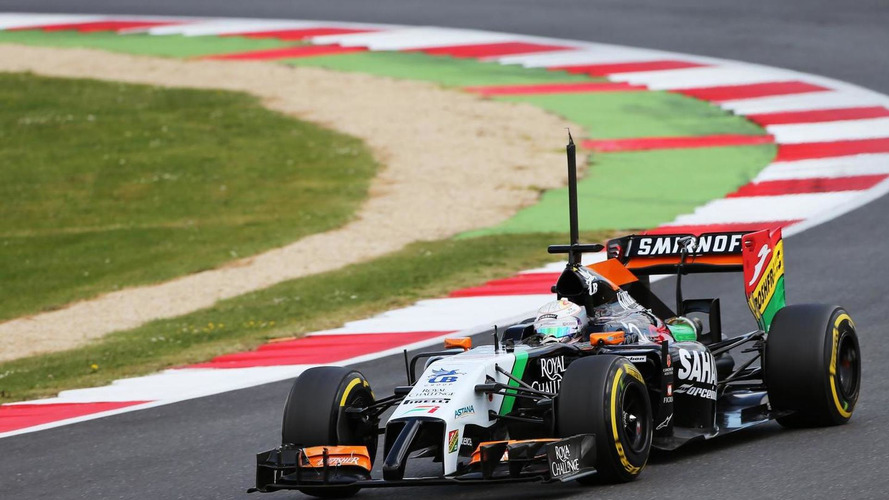 Teams could seek Fric clarification - Force India