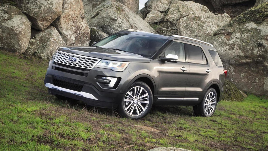 New Lincoln Aviator in the works, will reportedly be based on the Ford Explorer