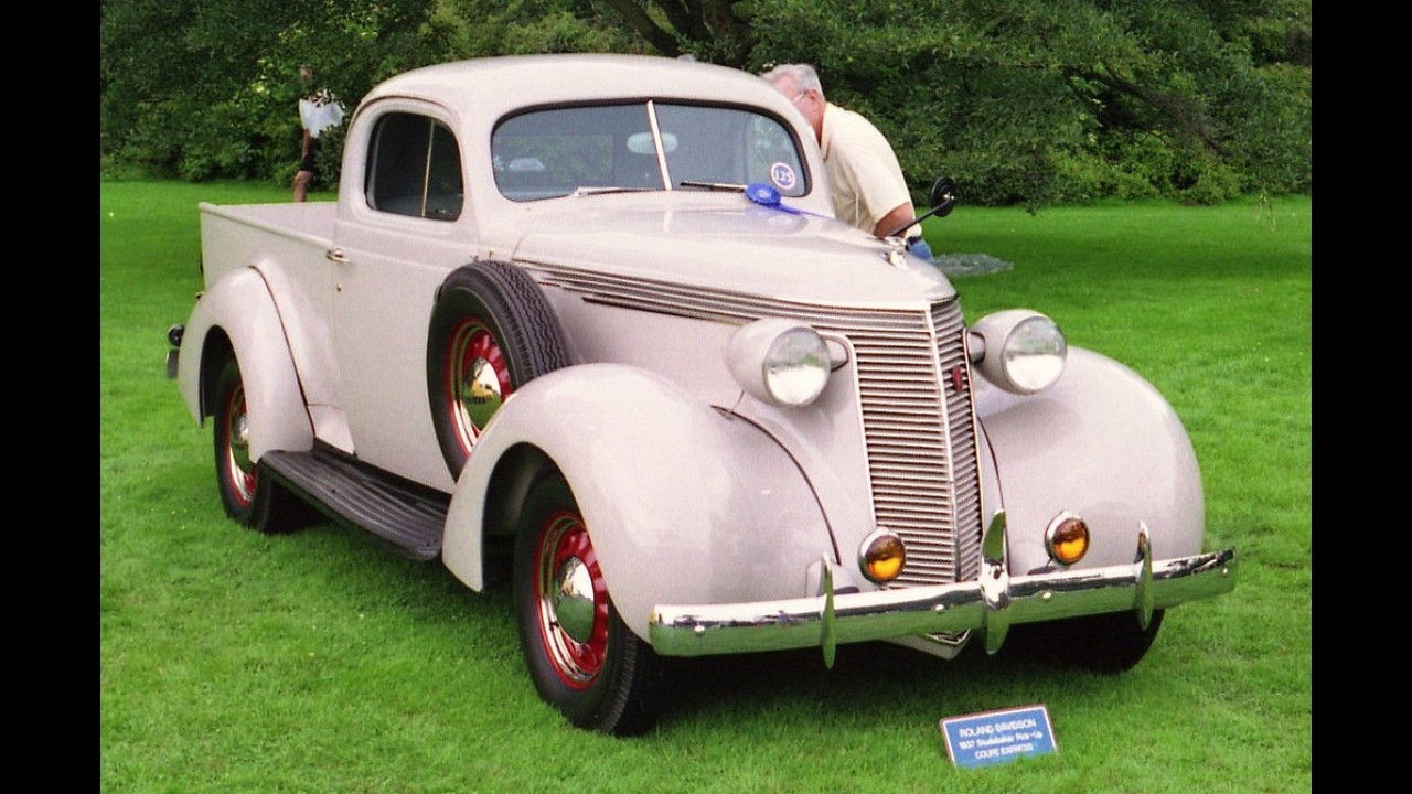 Studebaker Coupe Express Pickup