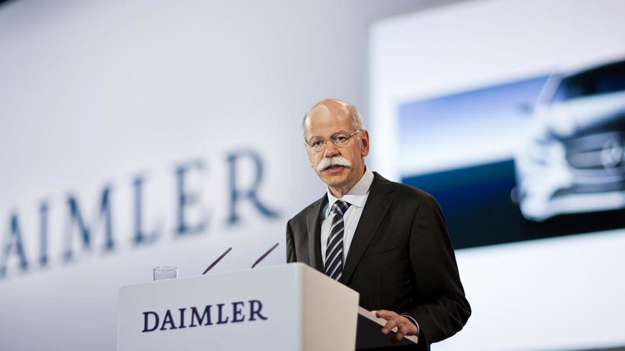 Dieter Zetsche to remain Daimler  CEO