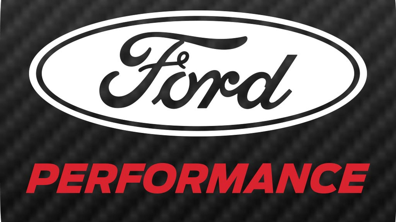 Ford Performance Icon