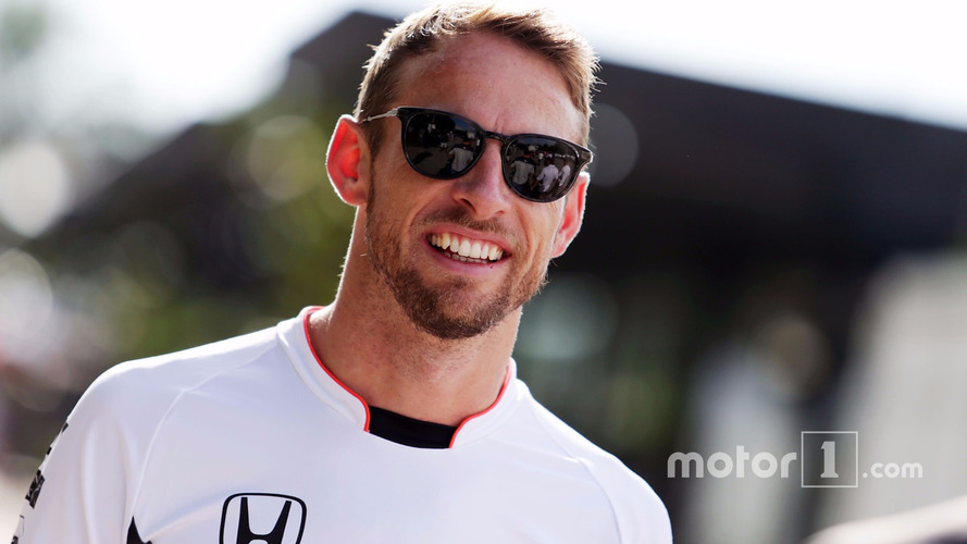 Button firming up rallycross and GT plans for 2017