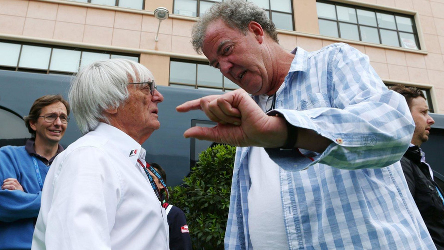 Jeremy Clarkson to appear on BBC, but not on Top Gear