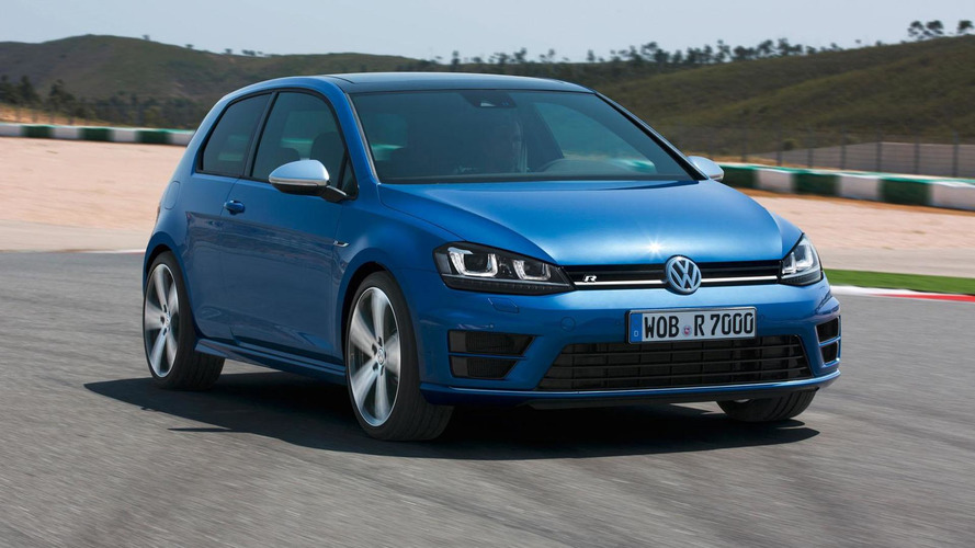 Volkswagen Golf R Evo concept to debut in Beijing - report
