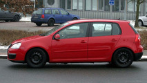 Golf GTD Spy Photos