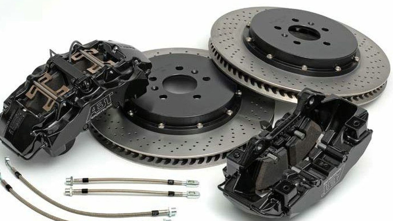 Abt 20inch big brake kit