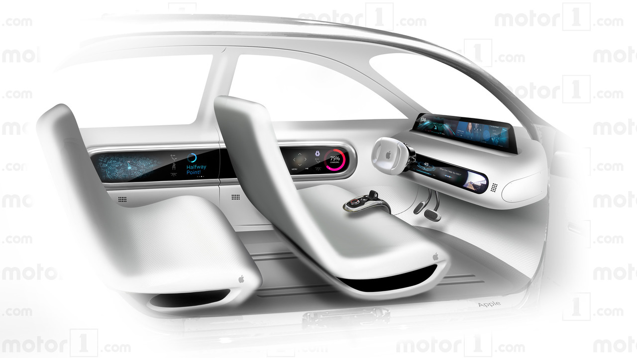 Apple Granted Permission To Test Autonomous Vehicles In
