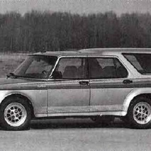 The Huge Saab 906 Turbo Sported Six Wheels