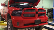 Hellcat-powered Ram 1500