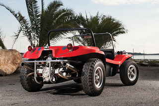 This VW-Based Beach Buggy is Vintage Americana, Made in Germany