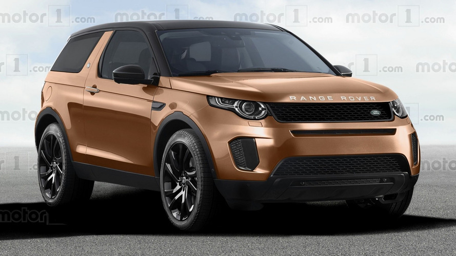 Baby Range Rover Evoque coming?
