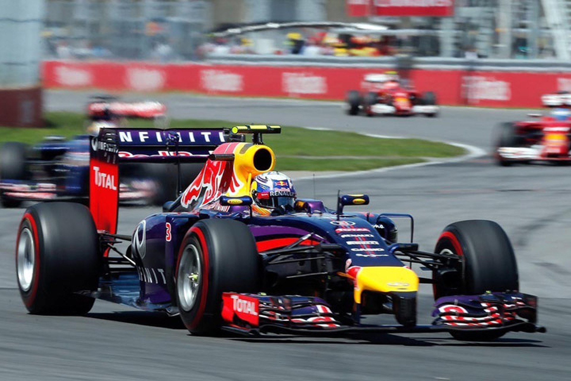 Daniel Ricciardo Claims First F1 Win at Action-Packed Canadian Grand Prix