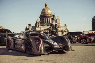 Wheels Wallpaper: Rebellion R2k